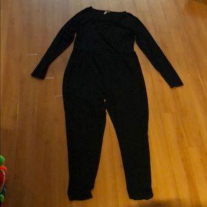 ASOS Long Sleeve Jumpsuit - 16